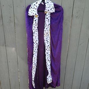Dalmatian Queen Robe